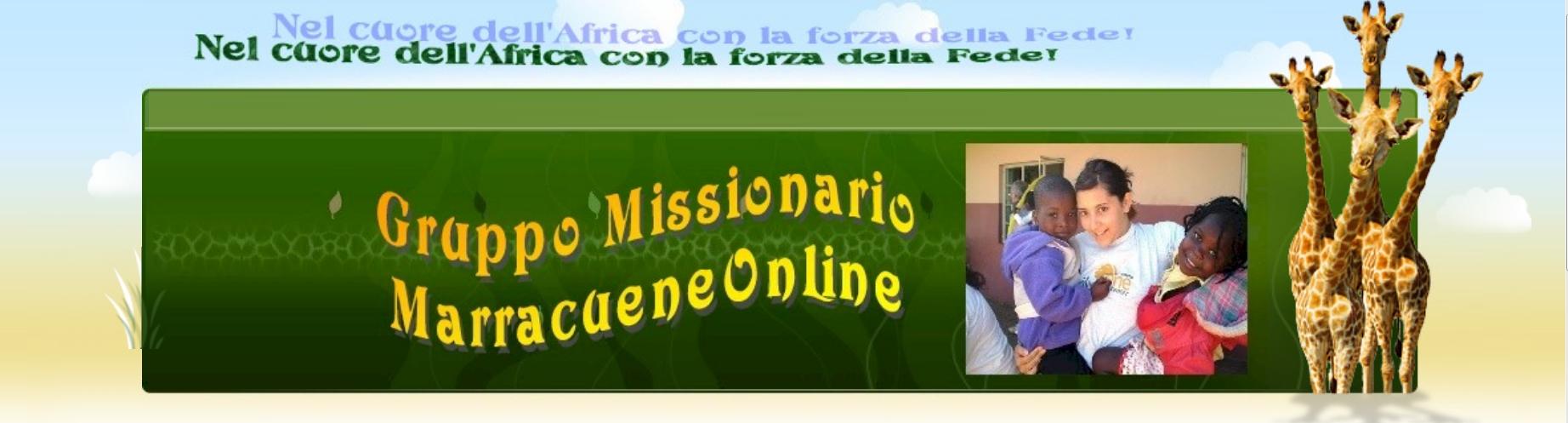 Gruppo Missionario MarracueneOnLine